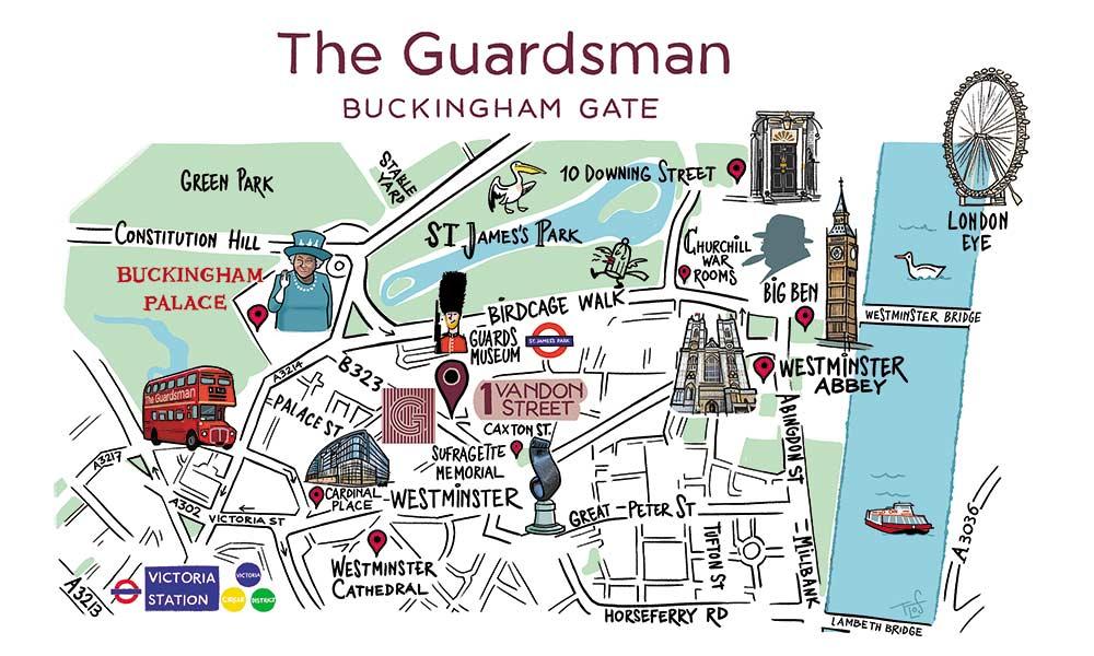 Hotel-Guardsman-flos vingerhoets